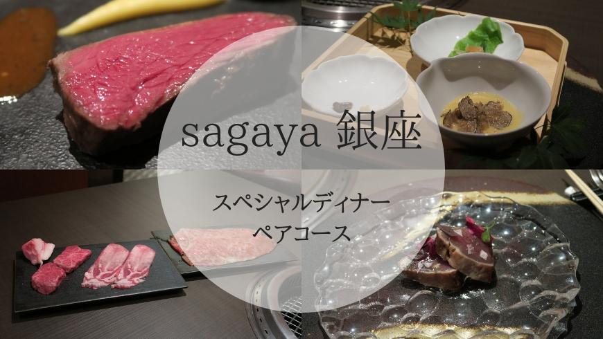 sagaya 銀座