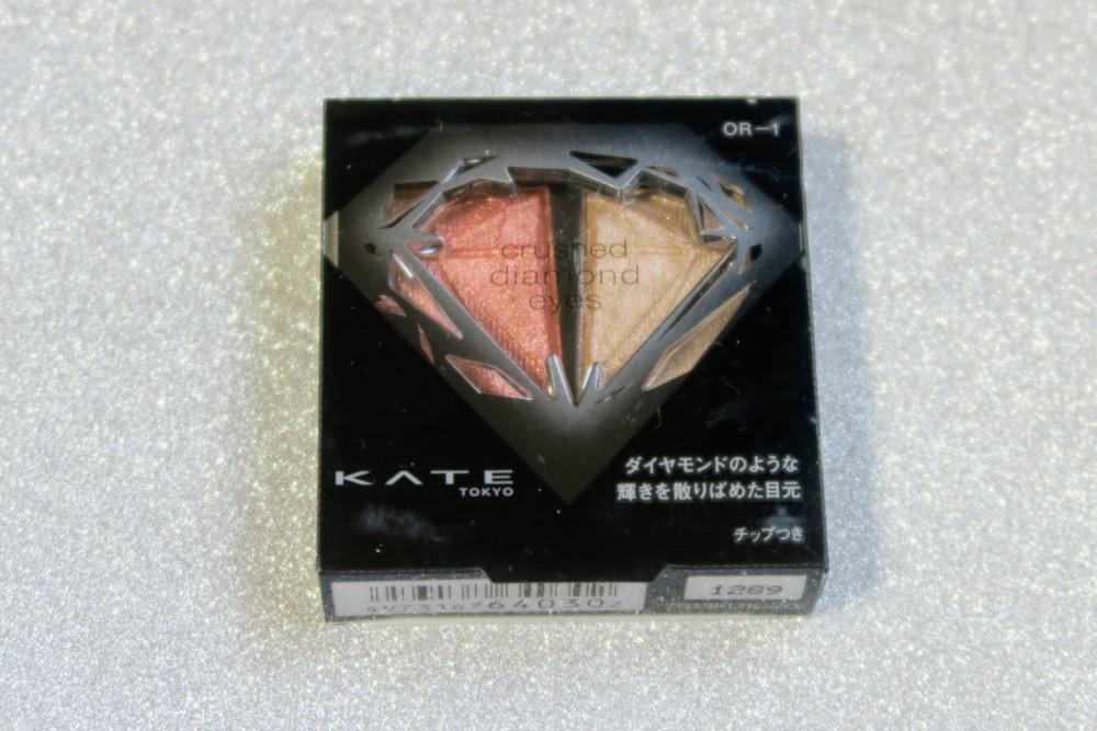 ケイト クラッシュダイヤモンドアイズ OR-1