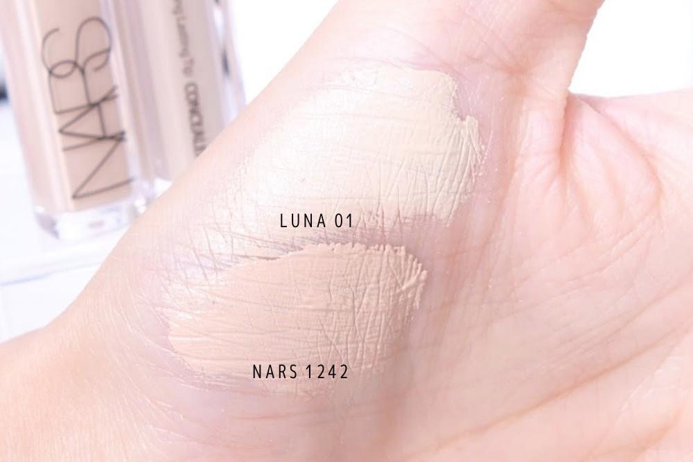 LUNA(ルナ) - ロングラスティングチップ コンシーラー 01 ライトベージュ